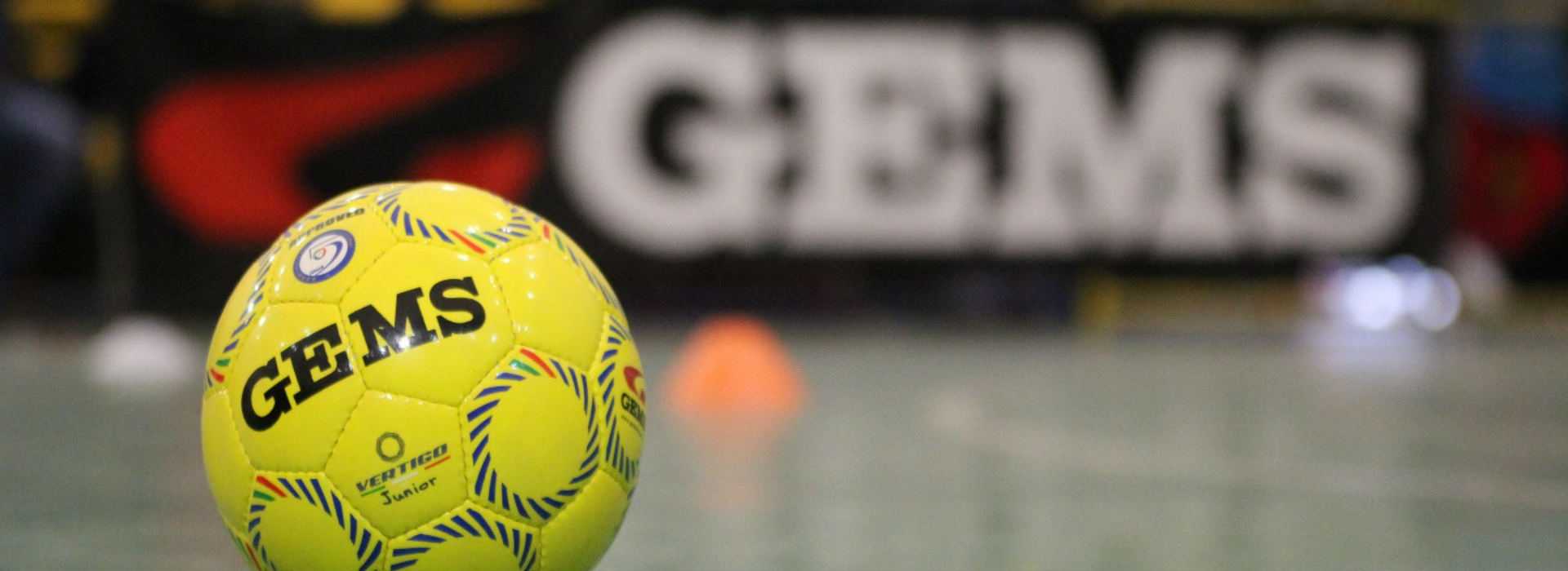 Nyheder fra GEMS Sport - alt til Futsal og indendørs fodbold