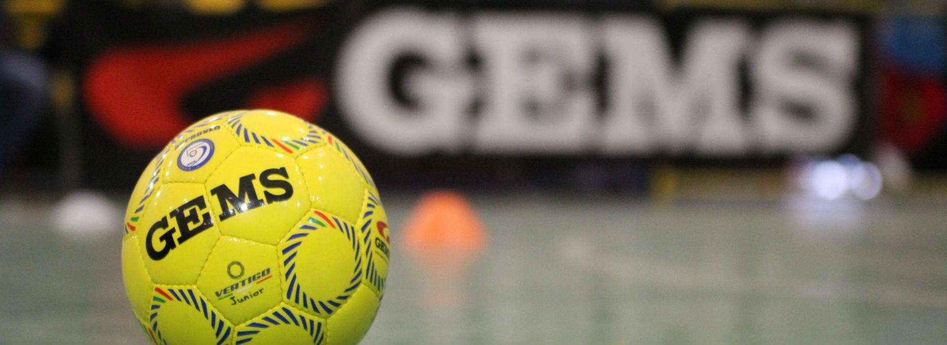 GEMS Sport - Alt til Futsal og indendørs fodbold