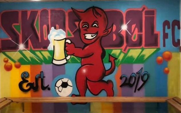 Skodsbøl FC - Merchandise, Teamwear og Træningstøj