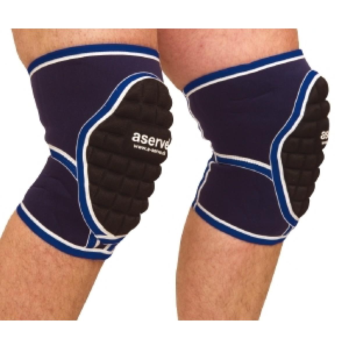 Aserve knæbeskytter med pude