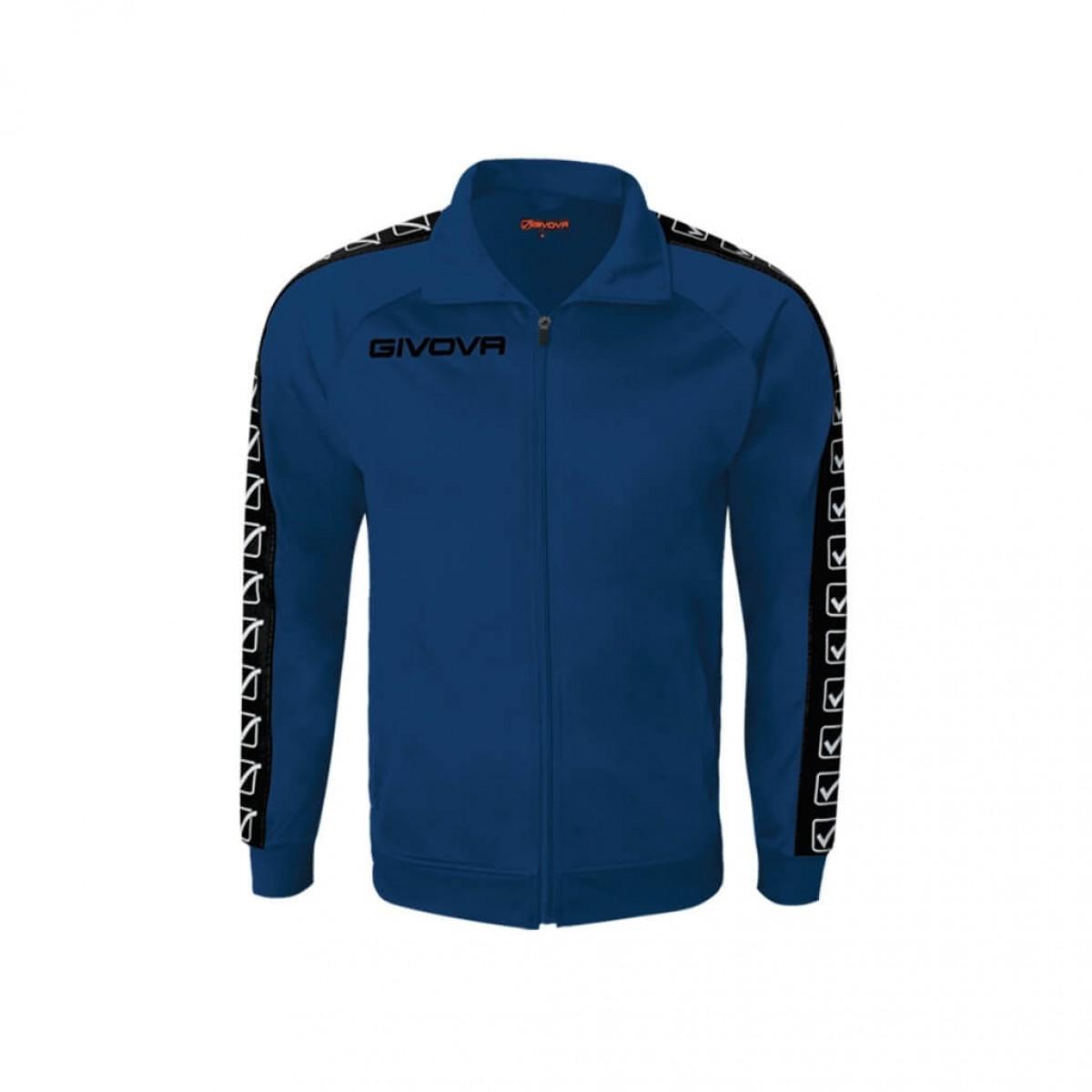 Givova træningsjakke blå