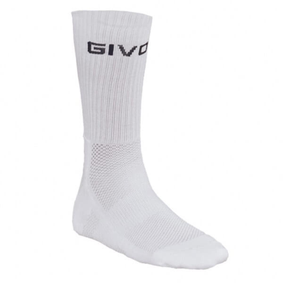 Givova Calza Sport strømpe hvid