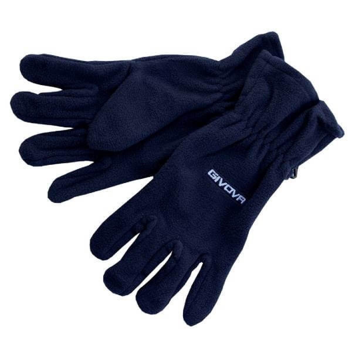 Givova handsker moerkeblaa