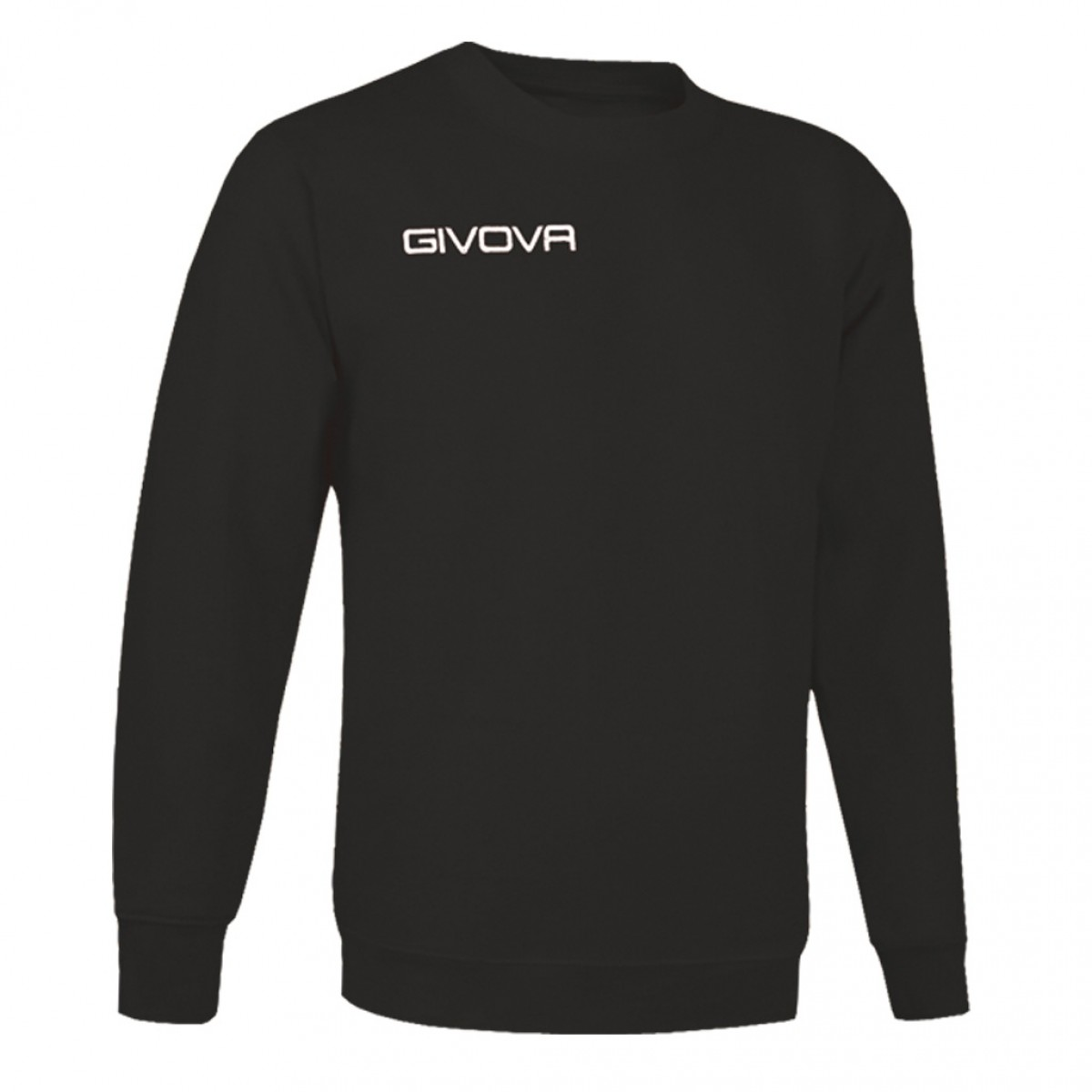 Givova One sweatshirt sort