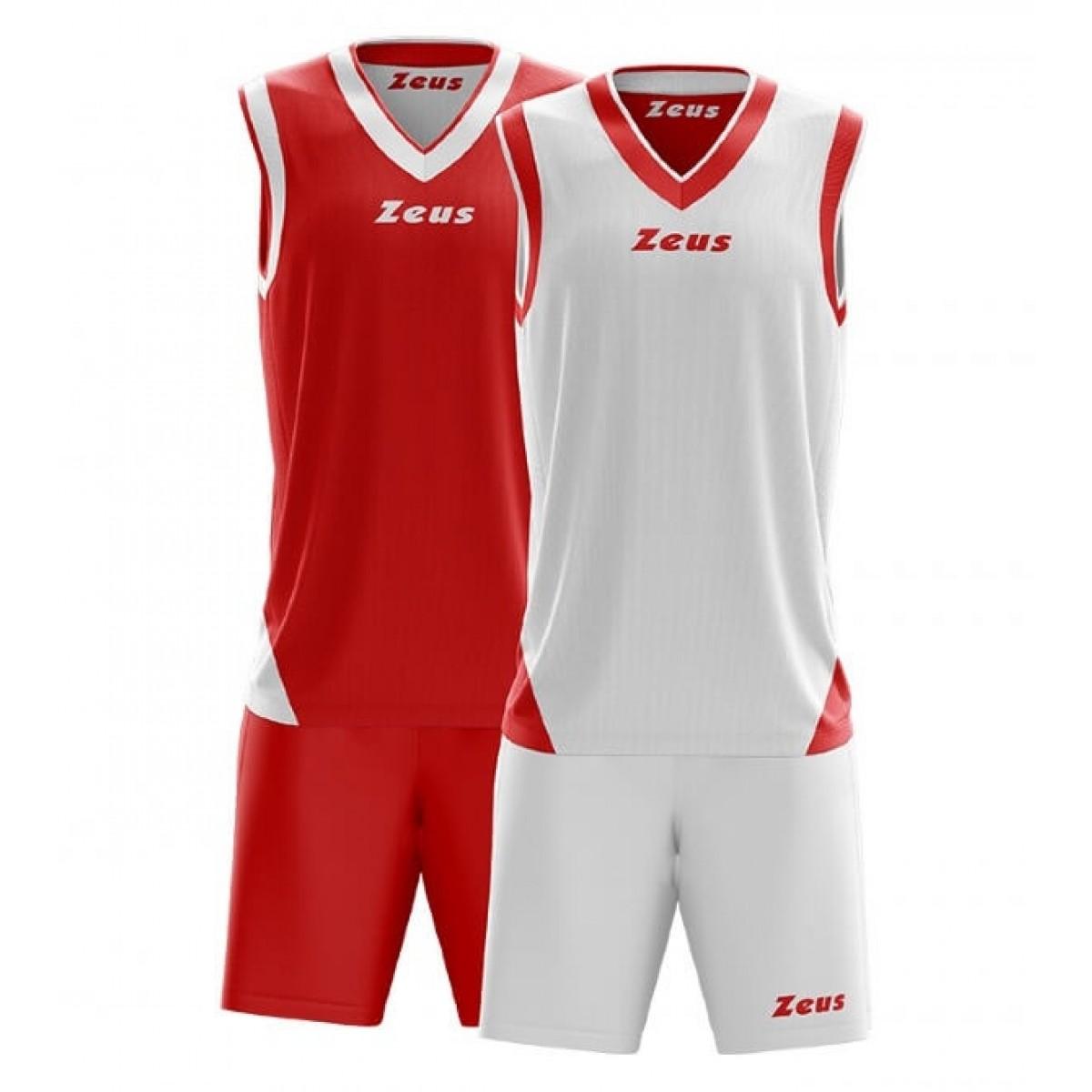 Zeus Kit Doblo rød hvid