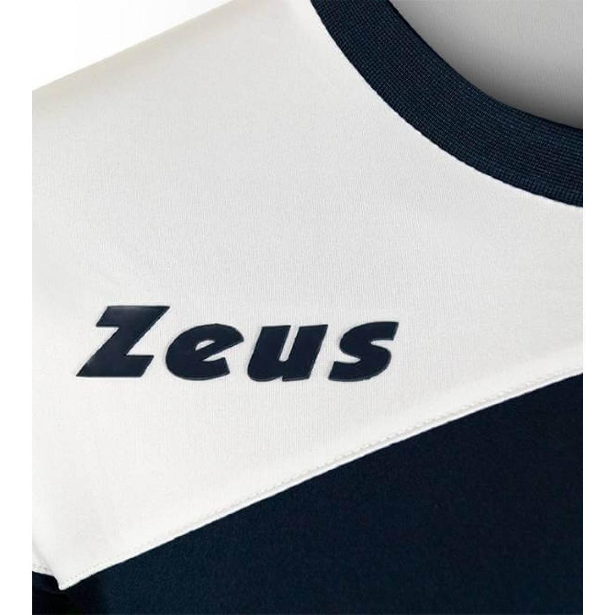 Zeus Lybra Uomo spillesaet neon gul moerkeblaa
