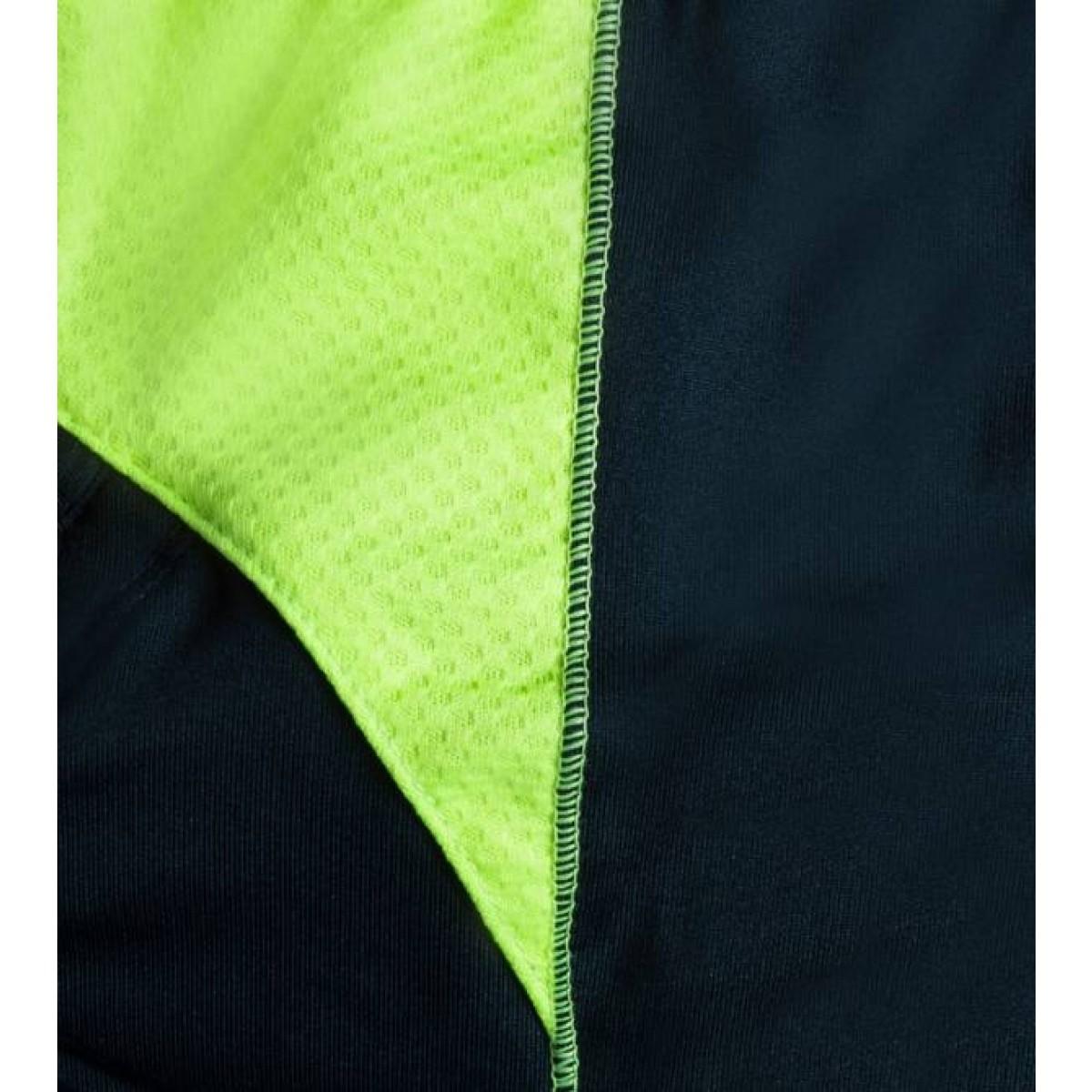 Zeus Marathon 3-4 loebetights sort neon gul