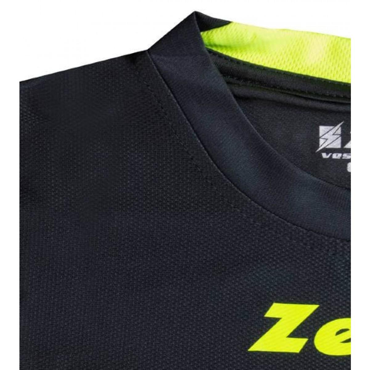Zeus Marathon loebetroeje sort neon gul