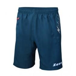 Atlante shorts mørkeblå rød grå