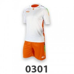 GEMS Liverpool spillesaet hvid orange