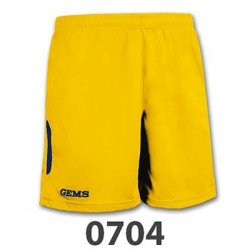 GEMS Missouri shorts gul moerkeblaa