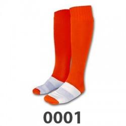 GEMS Peru fodboldstroemper orange