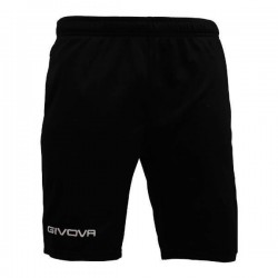 Givova One bermuda shorts sort
