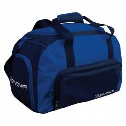 Givova Palestra sportstaske blå mørkeblå