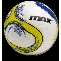 Max Attacker fodbold blå gul