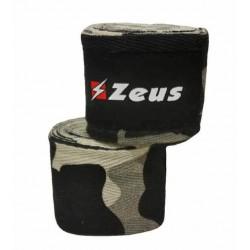 Zeus boksebandage camouflage graa