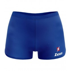 Zeus Donna Tiger shorts blaa