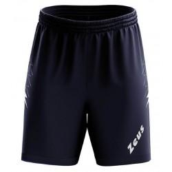 Zeus Plinio bermuda shorts moerkeblaa