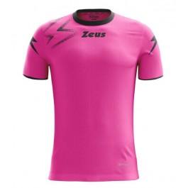 Zeus Mida spillebluse pink hvid