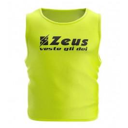 Zeus Super overtrækstrøje neon gul