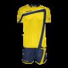 Kit Ikaro gul mørkeblå