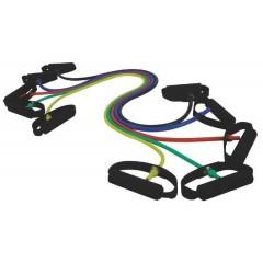 Aserve Bodytrainer med håndtag gul x-light