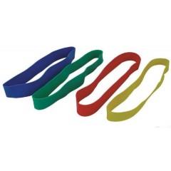 Aserve Fitness elastik grøn medium