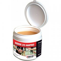 Aserve Lys Håndbold Harpiks 500 gram