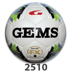 GEMS Raptor FX fodbold, FIFA Quality - 20 stk. pr. pakke