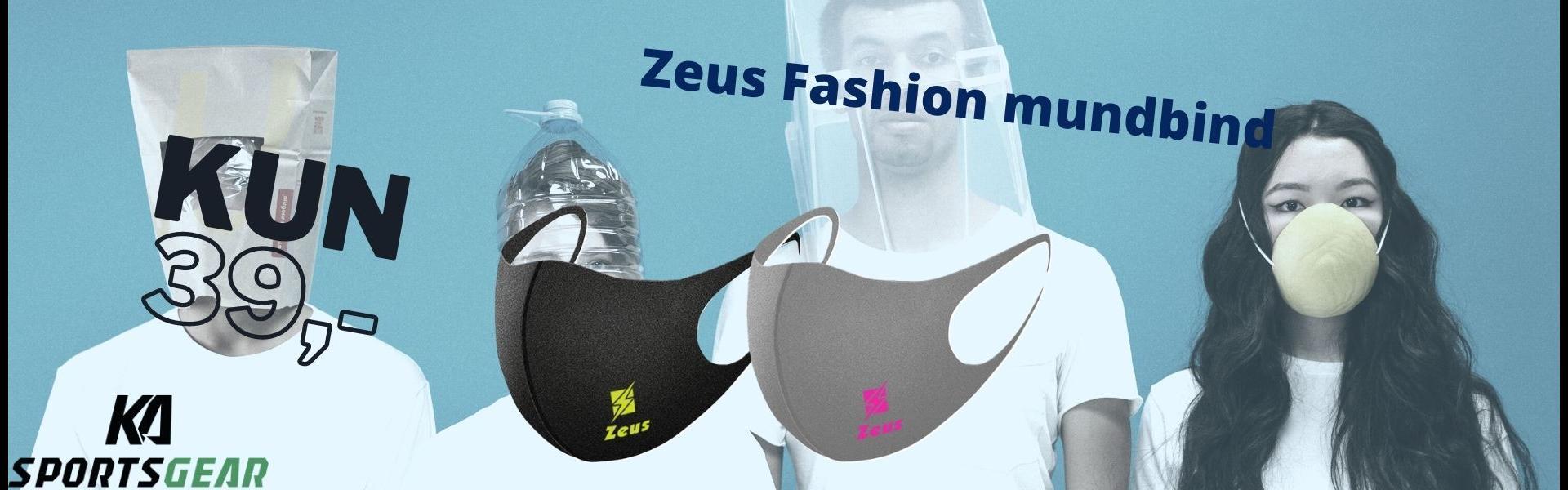 Zeus Fashion Mundbind - hvorfor ikke se smart ud også