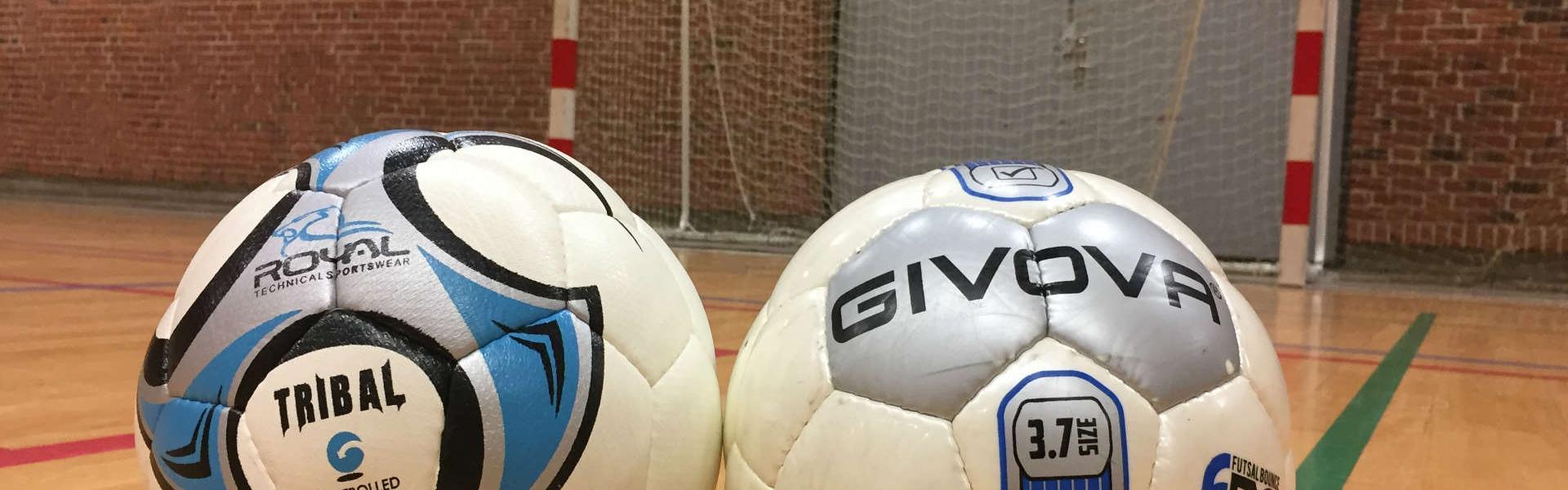 Futsal og indendørs