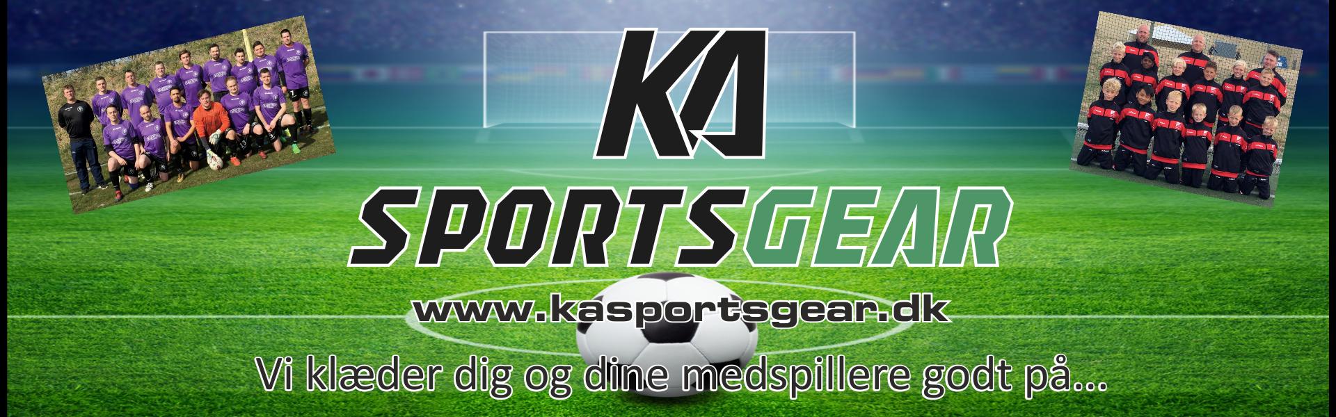 KA Sportsgear - vi klæder dig godt på