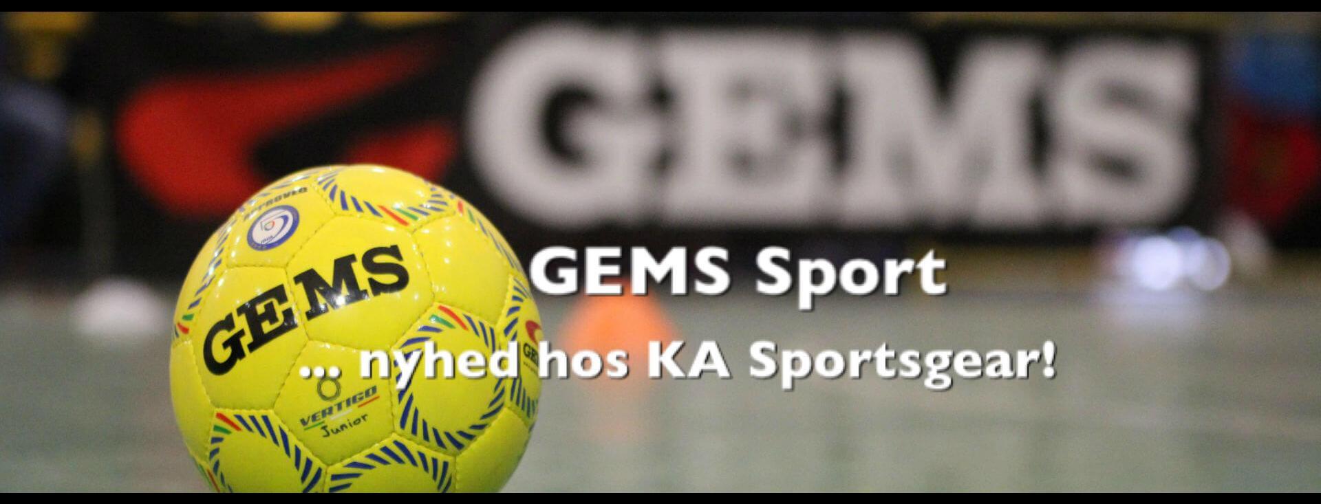GEMS Sport - Futsall og indendørs fodbold